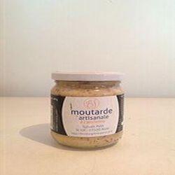 Moutarde artisanale à l'ancienne
