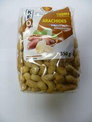 ARACHIDES, KEO FOOD, Sachet, 350g