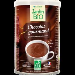 Chocolat en poudre au quinoa JARDIN BIO, 225g