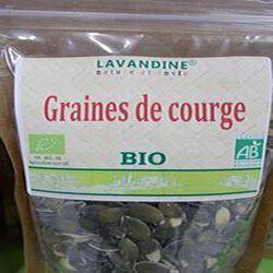 graines de courges bio 250g