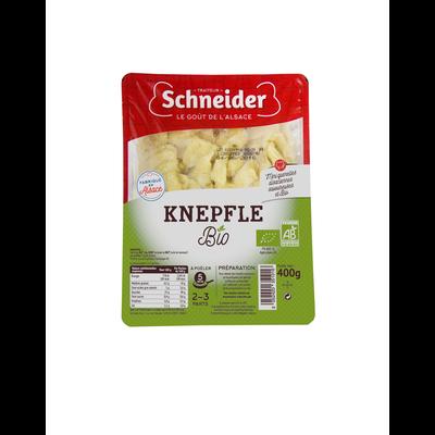 Knepfle bio SCHNEIDER, 400g