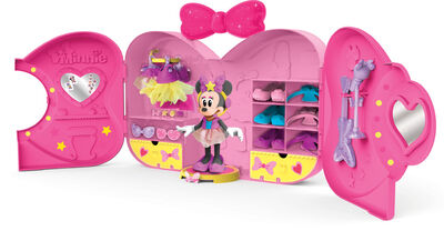 DRESSING POP STAR PORTABLE DE MINNIE
