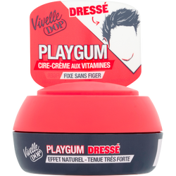 Cire coiffante playgum dressé VIVELLE DOP, pot 80ml