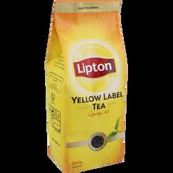 Thé Yellow Label LIPTON, 200g