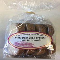 PALETS AU MIEL DE LAVANDE 160GR