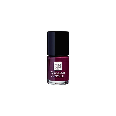Vernis prune exquise, MISS DEN