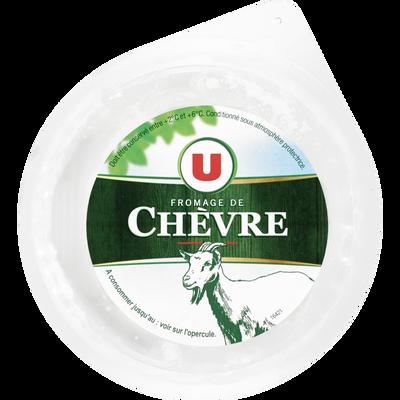 Fromage frais au lait pasteurisé de chèvre 12%MG U 200g