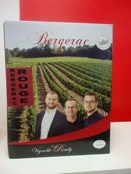 BERGERAC,ROUGE,Le Vignoble Rauly,5l
