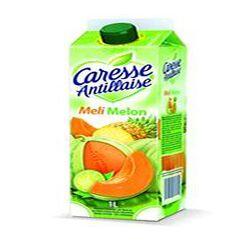 Boisson meli melon,CARESSE ANTILLAISE,1litre