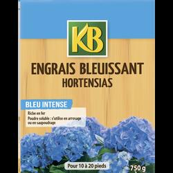 Engrais bleuissant hortensias KB 750g