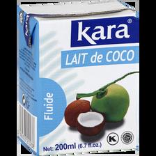 Lait de coco KARA, 200ml