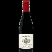 """Saumur Champigny AOC rouge """"Les Hauts Buis"""" U 37,5cl"""