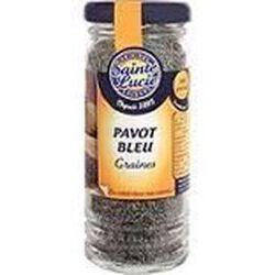 Graines de pavot SAINTE LUCIE, 55g