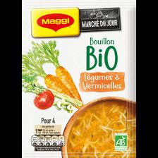 Maggi Potage Légumes Et Vermicelles Bio , 60g