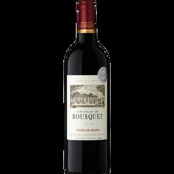 Vin rouge AOP Côtes de Bourg Château du Bousquet, 75cl