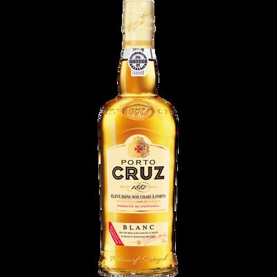 Porto blanc CRUZ, 19°, bouteille de 75cl