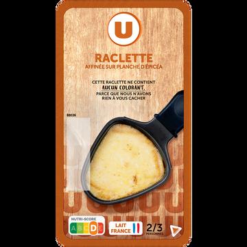 Old El Paso Raclette Tranchée Au Lait Pasteurisé U, 28%mg, 400g