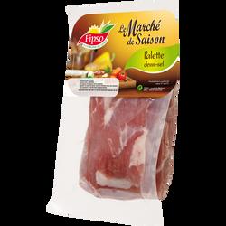 Palette de porc demi-sel, France, 1 pièce