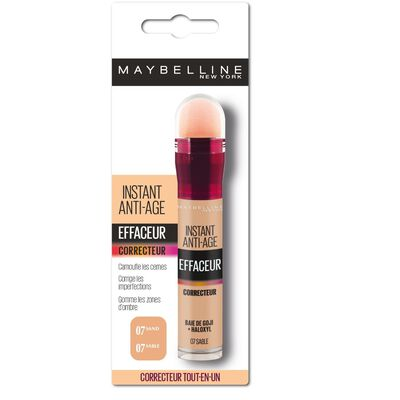 Anti-cerne instant anti-âge 07 blister MAYBELLINE