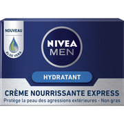 Nivea Crème Hydratante Express Originals Men Nivea, 50ml