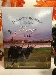 IGP Pays d'Oc - Domaine de Montcalm - Rouge 3L