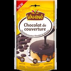 Palets de chocolat noir VAHINE, 125g