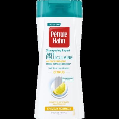 Shampooing expert anti pelliculaire citrus PETROLE HAHN, flacon de 250ml