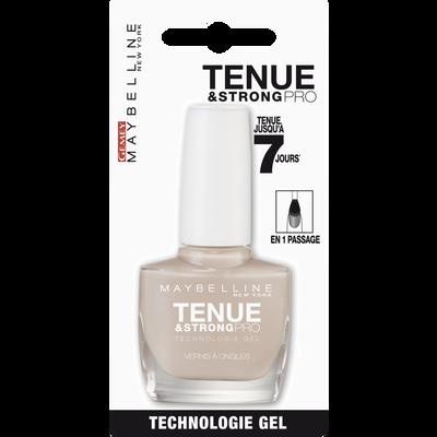 """Vernis à ongles """"Tenue et string"""" n°890 greige - blister MAYBELLINE"""