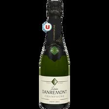 Champagne Demi-Sec Louis Danremont 37,5cl