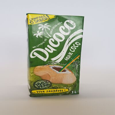 EAU DE COCO DUCOCO 1L