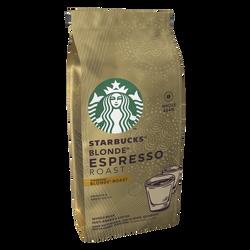 STARBUCKS grains blonde espresso roast, 200g