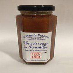 Confitures Abricots rouges du roussillon
