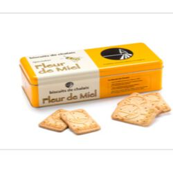 Biscuits de Chalais Spécialité Fleur de miel