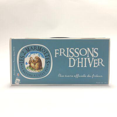 BOUQUET  FRISSONS D'HIVER
