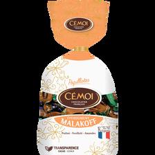 Cémoi Papillottes Éperdument Malakoff , Sachet De 380g