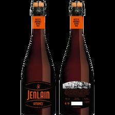 Jenlain Bière Ambrée , 7,5°, Bouteille De 75cl