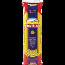 Spaghettis n°8 DIVELLA, sachet de 500g