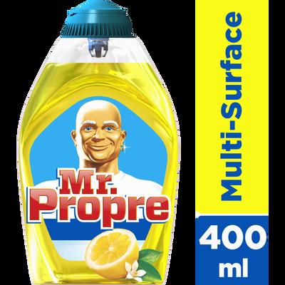 Nettoyant concentré multi-usages parfum citron, MR PROPRE, flacon de 400ml