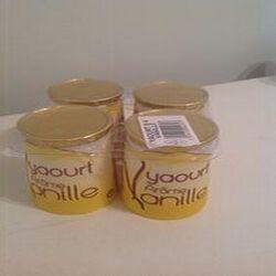 yaourt vanille x 4