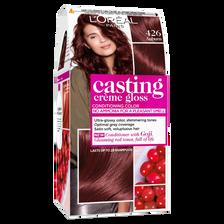 Coloration ton sur ton CASTING Crème Gloss, auburn n°426