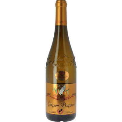 Vin blanc Savoie Chignin Bergeron AOP Cigale Quenard, 75cl