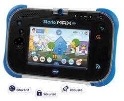 "Tablette 5"" Storio max  2.0 VTECH, bleu"