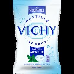 Pastille menthe VICHY, sachet de 230g
