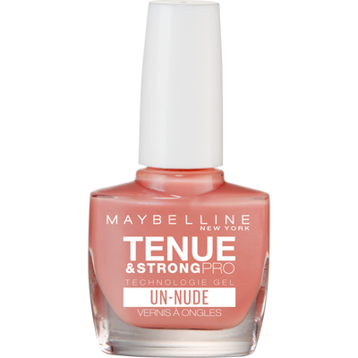 "Vernis à ongles ""Tenue et strong pro"" n°898 poet 10ml - blister MAYBELLINE"