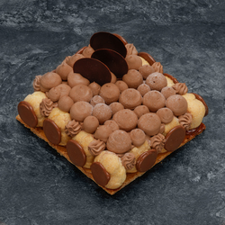 St honore chocolat, 6 parts, 870g