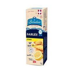 Biscuit sablés au citron LA BISCUITERIE ORSET 110g
