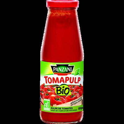 Sauce tomapulp bio PANZANI, 690g