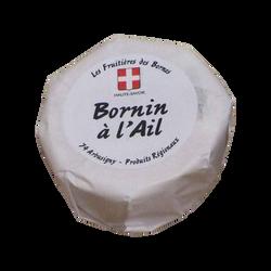 Bornin au lait cru à l'ail, 27% de MG, 200g