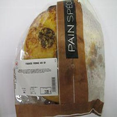 Fougasse fromage 400g