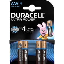 Duracell Pile  Ultra Power, Lr3, 4 Unités